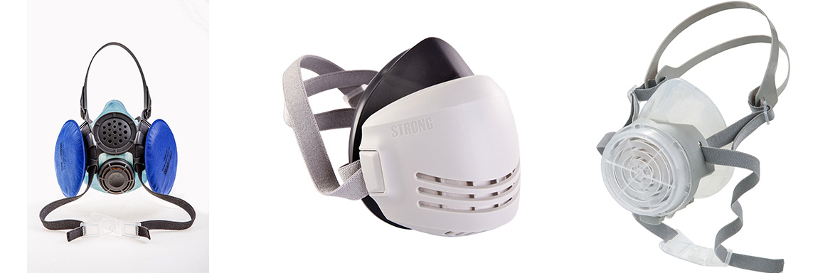 Respirateur demi-facial Morntrip